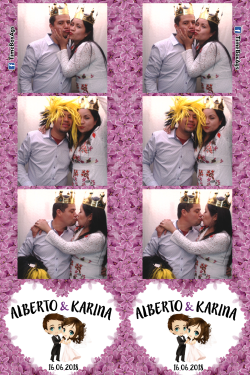 Boda Alberto y Karina