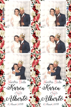 Boda Karen y Alberto