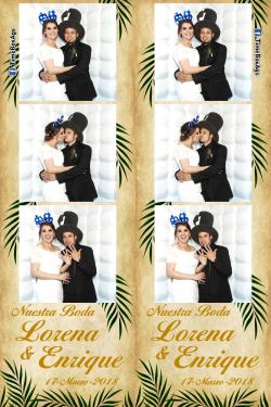 Boda Lorena y Enrique