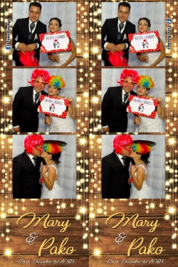 Photo Booth Inflable Boda Mary y Pako Aguascalientes