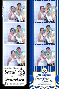 Boda Sarai y Francisco