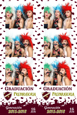 Photo Booth Graduacion Cristobal Colon Aguascalientes