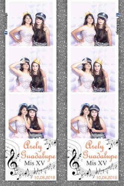Photobooth Inflable 15 Años Arely Guadalupe Aguascalientes