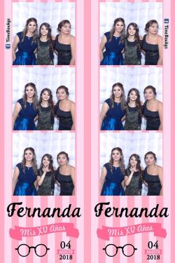 XV Años Fernanda