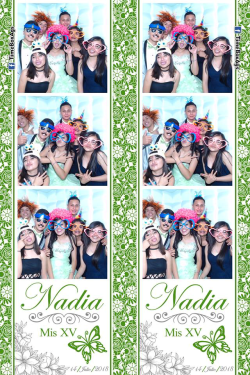Photobooth Inflable 15 Años Nadia Aguascalientes