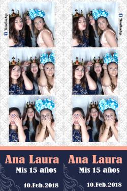 XV Años Ana Laura