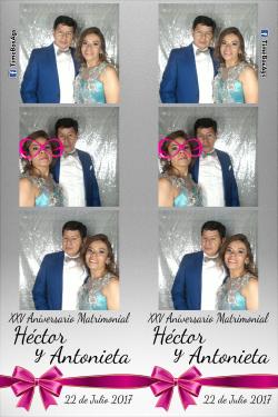 XXV Aniversario Héctor y Antonieta
