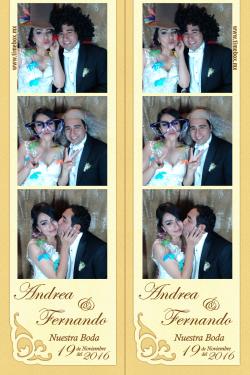 Boda Andrea y Fernando