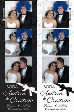Boda Andrea y Cristian