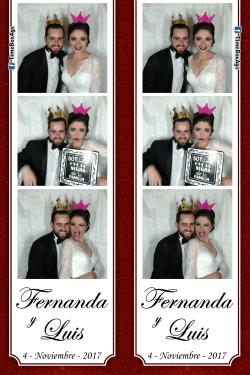 Boda Fernanda y Luis