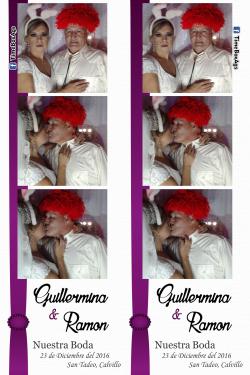 Boda Guillermina y Ramon