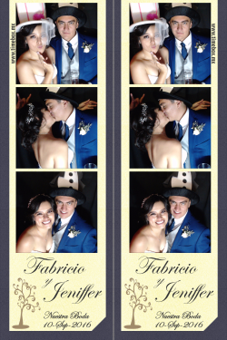 Boda Fabricio y Jeniffer