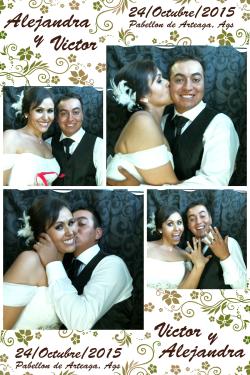 Boda Alejandra y Víctor