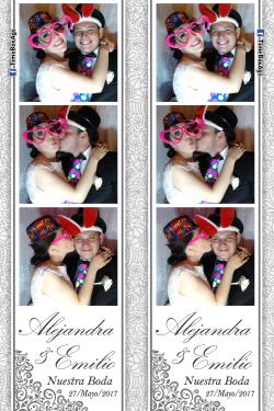 Boda Alejandra y Emilio