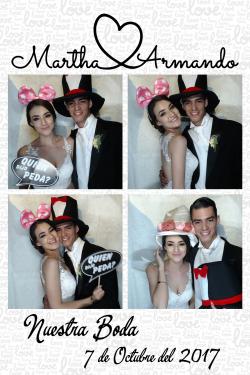 Boda Martha y Armando