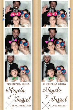 Boda Mayela y Jassiel
