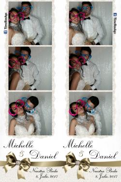 Boda Michelle y Daniel