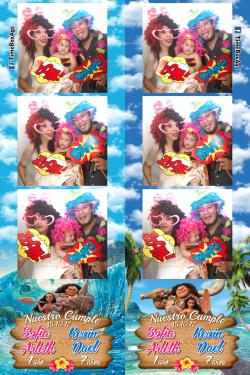Cumpleaños Doble Sofia y Kevin
