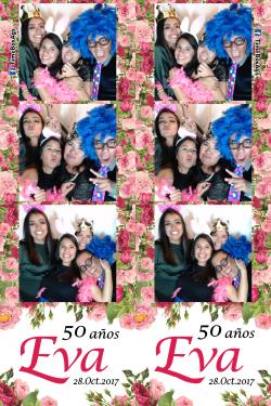 Fiesta 50 Años Eva