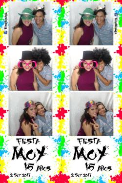 Fiesta Moy 15 Años