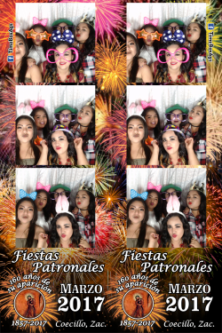 Fiestas Patronales Marzo 2017