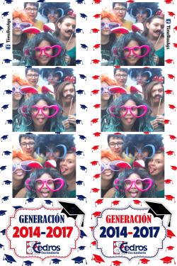Generación Cedros Secundaria 2014-2017