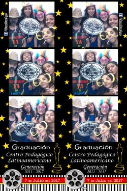 Graduación Centro Pedagógico Latinoamericano