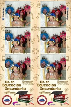 Graduación Lic. en Educación Secundaria