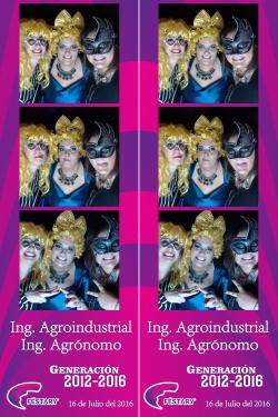 Graduación Ing. Agroindustrial / Ing. Agrónomo