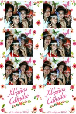 Fiesta de XV Años Camila